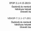 """Jelentkezés az """" Útravaló Ösztöndíjprogram""""- 2018/2019. tanév II. félévére"""