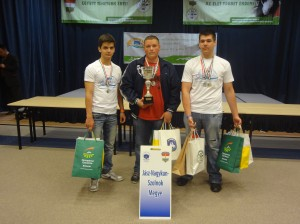 IX. Középiskolás Közlekedésbiztonsági Kupa