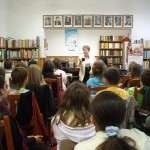 Olvas a család! Író-olvasó találkozó Zsíros-Simon Máriával
